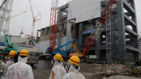 Pump and pray: Tepco might have to pour water on Fukushima wreckage forever | Rebuttal of recent statements by WHO and UN concerning level of danger of radiation from Fukushima | Scoop.it