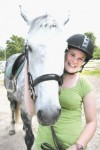Teen's lifelong dream is working with horses - The Keene Sentinel | Inspirational Horse Articles | Scoop.it