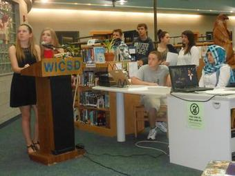 Irondequoit High School students envision library as 'a center of civic and cultural engagement' | Libraries in Flux | Scoop.it