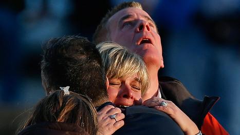 Un joven mata a 20 niños y seis adultos en escuela de Connecticut, EE.UU., Telediario  - RTVE.es A la Carta | Masacres en centros educativos en EEUU | Scoop.it