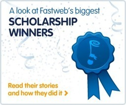 Find scholarships to help you pay for school. - Fastweb | College | Scoop.it