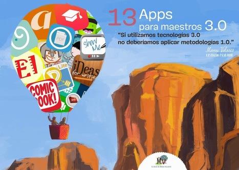 13 Apps para Maestros 3.0 | Educación en Colombia | Scoop.it