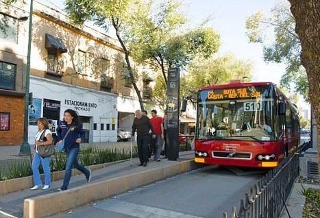 Mexico City wins 2013 Sustainable Transport Award » Geo-Mexico, the geography of Mexico | Geo-Mexico, the geography of Mexico | A2 World Cities | Scoop.it