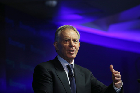 Blair Says Countering Islamist Extremism Needs Focus on Religion | Law and Religion | Scoop.it