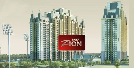 Saya Zion Noida Extension Price List Reviews | Own Space COrp | Scoop.it