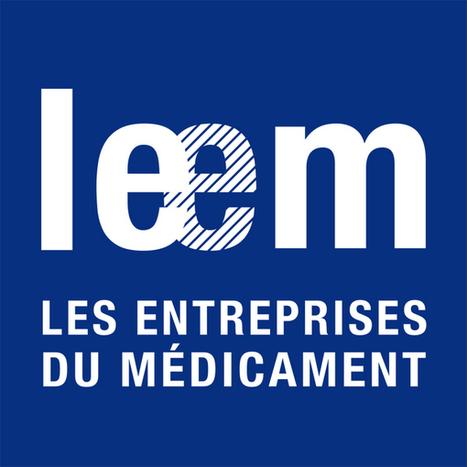 Actualités Pharmacie > Le Leem répond à 100 questions | le monde de la e-santé | Scoop.it