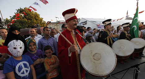 Forgotten Ottoman Eid traditions make comeback in Turkey | enjoy yourself | Scoop.it