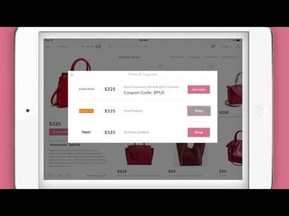 StyleSpotter Launches Social Discovery Engine for Fashion on iPad - PR Newswire (press release) | Search & Discovery | Scoop.it