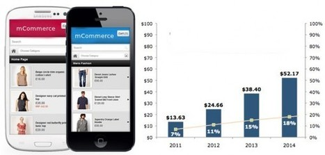 Will M-Commerce Continue its Gigantic Increase in 2014? | Comparison Shopping | Scoop.it