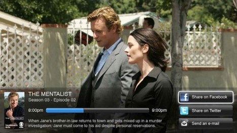 HbbTV deployment over French DTT | Broadband TV News | HbbTV | Scoop.it