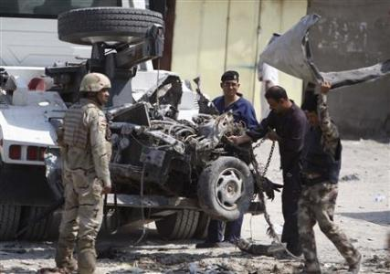 Explosions kill 58 in Iraq, French consulate hit | Epic pics | Scoop.it