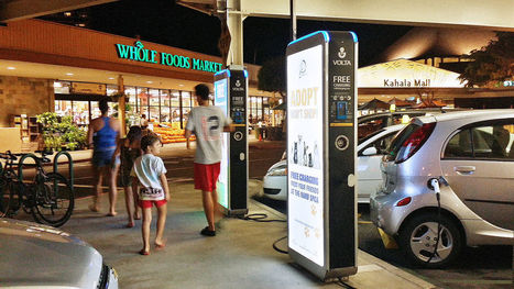 Should You Pay To Charge Your Electric Car? This Startup Says No | Sustain Our Earth | Scoop.it