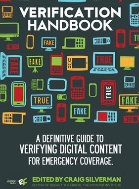 Verification Handbook: homepage | Top sites for journalists | Scoop.it