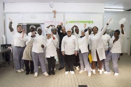 A Romainville, une cuisine aux saveurs solidaires pour favoriser l'emploi | 500 entreprises en mouvement | Scoop.it