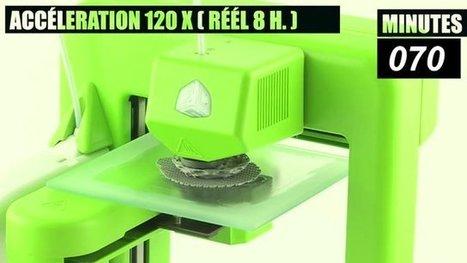 L'impression 3D, l'industrie prend une nouvelle dimension   DIY avec 2 mains gauches   Scoop.it