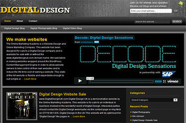 UK Website Design | Pre-Made Business Websites for Sale | Technology Posts | Scoop.it