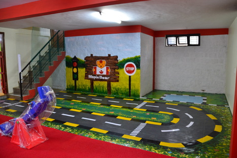 Maple Bear Canadian Pre-school, Yelahanka, Bangalore | Maple Bear | Scoop.it