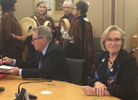 Historic land deal with Algonquin peoples signed by federal, Ontario governments | Biidaajimowin Baakiiginigan | Scoop.it