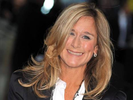 Burberry chief Angela Ahrendts: Because she's worth it (her salary, that is) - The Independent | cheap women's fashion accessories | Scoop.it