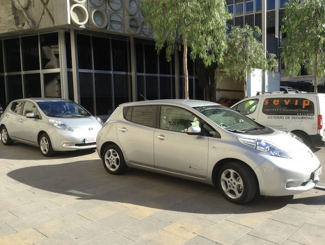 Nissan Leaf Climbs Above Chevy Volt Again   Sustain Our Earth   Scoop.it