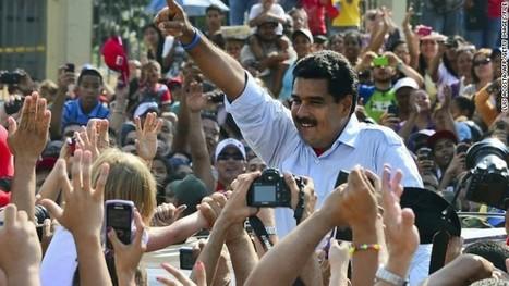 Venezuelan opposition candidate demands recount | Social News Blog | Scoop.it