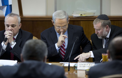 Israel outraged over Iranian nuclear deal | Occupied Palestine | Scoop.it
