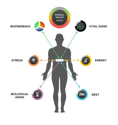 Rejiva, un capteur connecté pour suivre votre santé à tout moment   e-santé>bien-être   Scoop.it