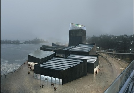 Young French practice WINS Guggenheim Helsinki contest | The Architecture of the City | Scoop.it