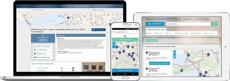 Nouveau Store Locator Foncia - La digitalisation d'un réseau d'agences   Drive2Store, web2store, mobile2store...   Scoop.it