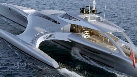 Has Earthrace inspired other Designs? You decide. | Mr. Glenn – 6GD | PYP Blogging Daily | Scoop.it