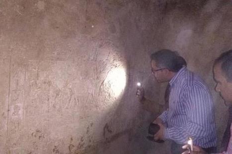 Beni Sweif tombs to open - Al-Ahram Weekly | Egiptología | Scoop.it
