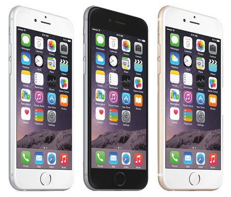 What Are 5 Things To Consider Before You Grab The New iPhone 6? | The App Entrepreneur | Scoop.it