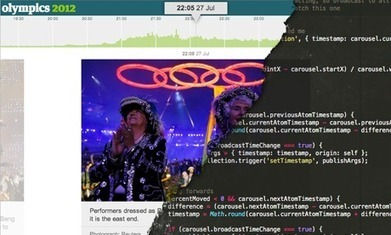 Anatomy of an interactive: a look at the code behind our Second Screen | Creativity as changing tool | Scoop.it