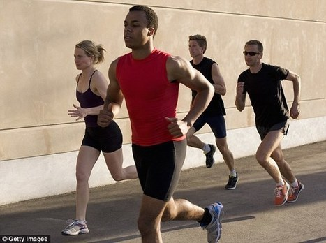 Enjoy your lie in! Don't jog until at least noon say scientists | Kickin' Kickers | Scoop.it