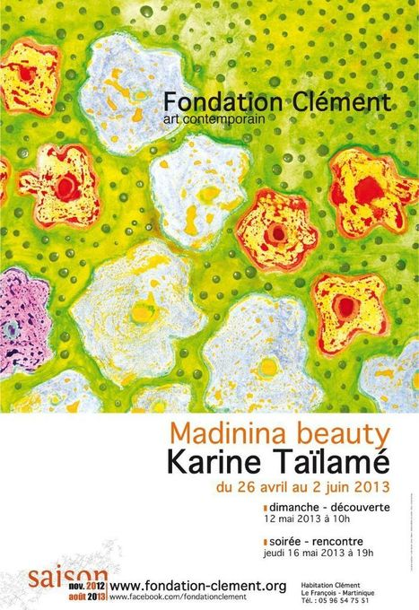 Madinina beauty de Karine Taïlamé | Culture tourisme et com | Scoop.it