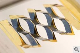 Ancient Japanese art inspires solar cells design | Art and Science | Scoop.it