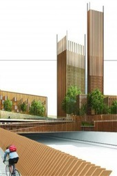 L'ère des immeubles de grande hauteur en bois s'annonce - Agence API | Développeur économique | Scoop.it