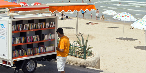 Beachfront Libraries Are Pretty Much The Best Idea Ever | Old Montreal Real estate | Scoop.it