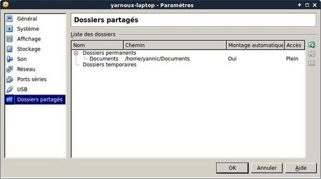 Quelques astuces pour VirtualBox   Mon vrac :   Scoop.it