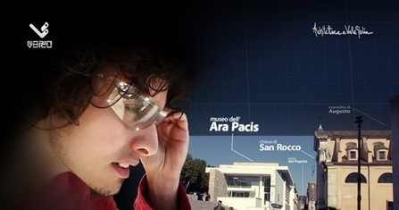 "Crea y aprende con Laura: Augmented Reality - The Future of Education. Proyecto ""Ara Pacis"" Tesis. Vídeo 