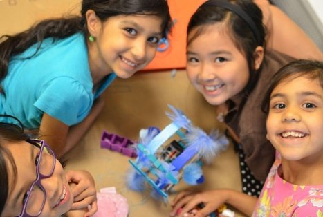 Robotics Can Get Girls Into STEM, but Some Still Need Convincing | iPads, MakerEd and More  in Education | Scoop.it