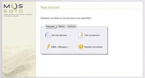 MOS Solo : un éditeur de contenu gratuit pour créer ... - Tice-education | Intégration et usage des TICE | Scoop.it