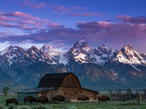 Grand Teton National Park, Wyoming - National Geographic Travel Daily Photo | Travel and fitness | Scoop.it