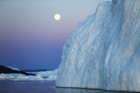 Greenland's ice sheet more vulnerable to melting, research finds   Amazing Science   Scoop.it