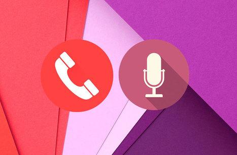 5 aplicaciones gratuitas para grabar llamadas | MLKtoSCL | Scoop.it