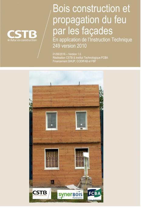 Maîtrise de la propagation du feu en façade   Aménagement des espaces de vie   Scoop.it