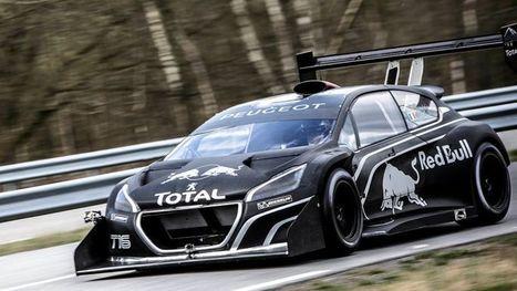 Sébastien Loeb teste la Peugeot 208 T16 | Le meilleur de l'innovation sportive | Scoop.it