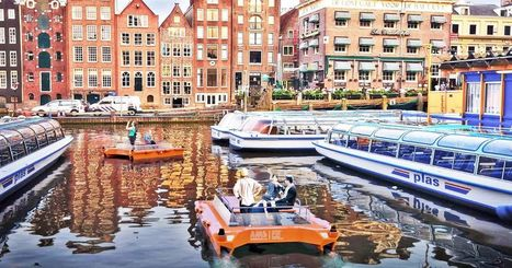 Amsterdam's autonomous canal boats, and more in the week that was | Heron | Scoop.it