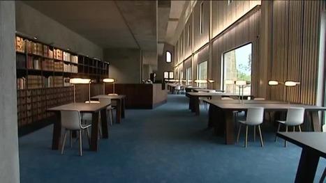 Dans les coulisses des nouvelles Archives municipales de Bordeaux - Francetv info | Bordeaux | Scoop.it