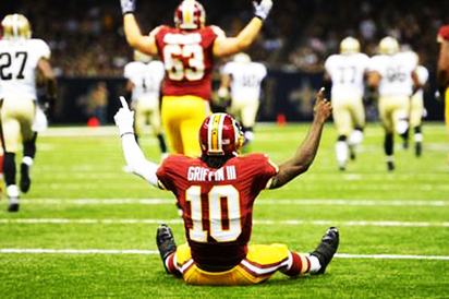 RGIII Health Still In Question For Packers Matchup - NFL News Desk | NFL News Desk | Scoop.it